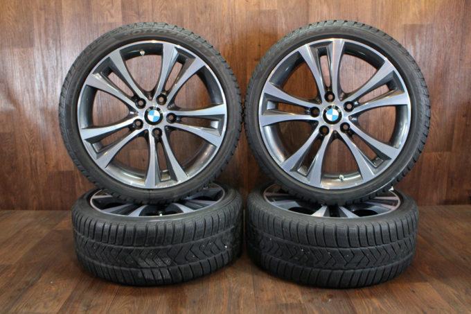 Premiumraeder BMW 1er F20 F21 2er F22 F23 Winterraeder Styling 384 18 Zoll RDCi VPNE 002