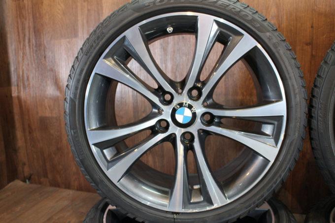 Premiumraeder BMW 1er F20 F21 2er F22 F23 Winterraeder Styling 384 18 Zoll RDCi VPNE 003