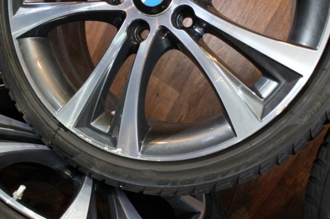 Premiumraeder BMW 1er F20 F21 2er F22 F23 Winterraeder Styling 384 18 Zoll RDCi VPNE 004