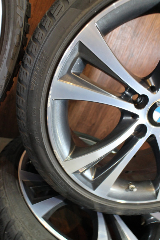 Premiumraeder BMW 1er F20 F21 2er F22 F23 Winterraeder Styling 384 18 Zoll RDCi VPNE 007