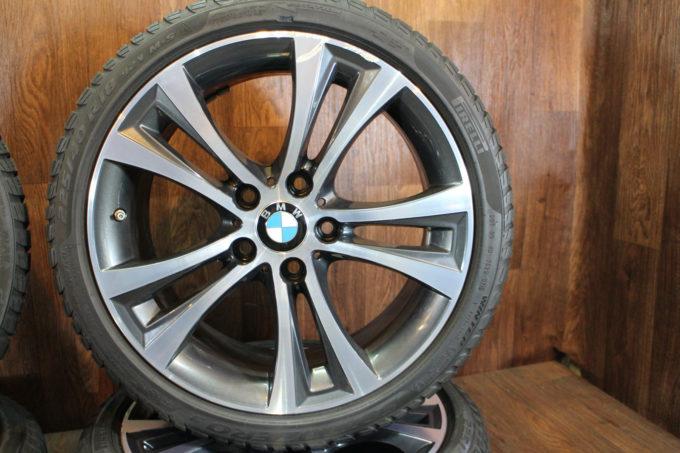 Premiumraeder BMW 1er F20 F21 2er F22 F23 Winterraeder Styling 384 18 Zoll RDCi VPNE 013