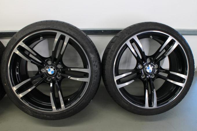 Premiumraeder BMW F87 M2 Sommerraeder Styling M437 19 Zoll RDCI NDWD 005