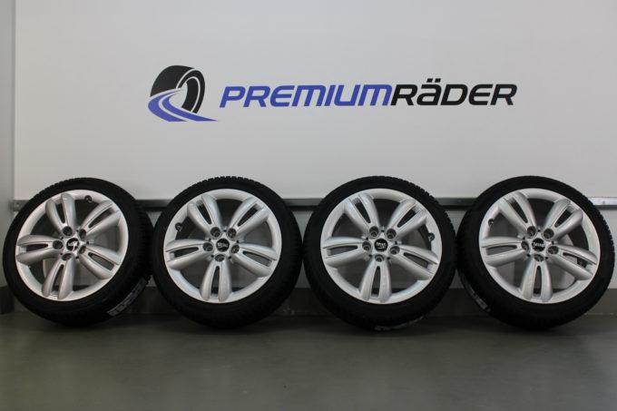 Premiumraeder MINI F55 F56 F57 Winterraeder Styling 501 17 Zoll RDCi ASCX 002