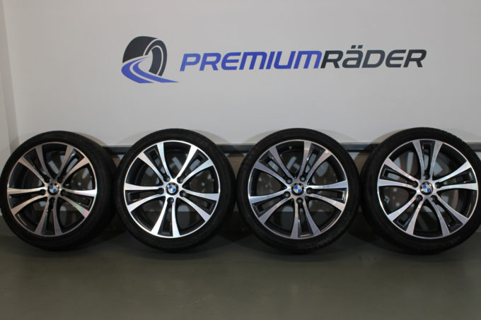 Premiumraeder BMW 1er F20 F21 2er F22 F23 Sommerraeder Styling 384 18 Zoll RDCi PUGZ 002