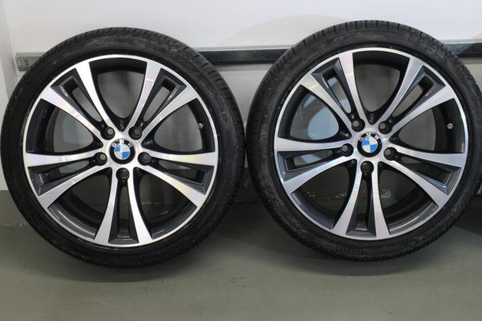 Premiumraeder BMW 1er F20 F21 2er F22 F23 Sommerraeder Styling 384 18 Zoll RDCi PUGZ 004