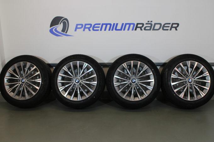 Premiumraeder BMW 2er activetourer f45 grandtourer f46 Winterraeder Styling 547 17 Zoll RDCi PTEJ 002