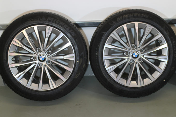 Premiumraeder BMW 2er activetourer f45 grandtourer f46 Winterraeder Styling 547 17 Zoll RDCi PTEJ 003