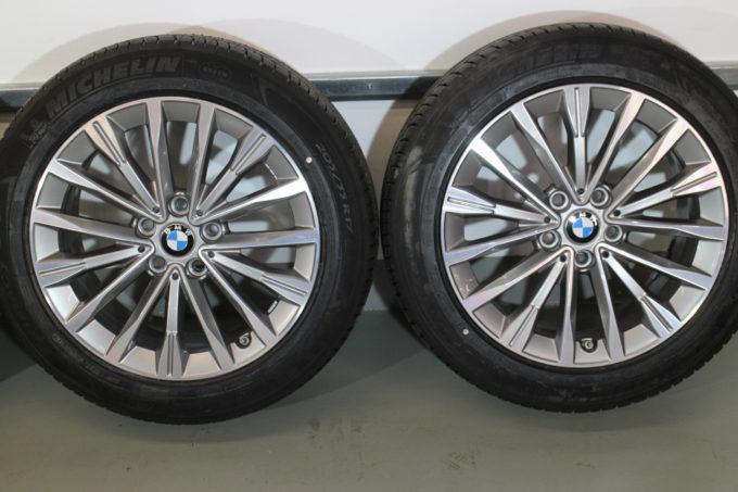 Premiumraeder BMW 2er activetourer f45 grandtourer f46 Winterraeder Styling 547 17 Zoll RDCi PTEJ 004
