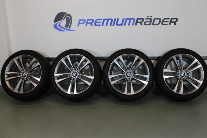 Premiumraeder BMW 3er F30 F31 4er F32 F33 F36 Sommerraeder Styling 397 18 Zoll RDCi PPWO 002