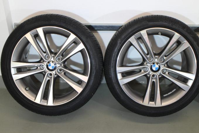 Premiumraeder BMW 3er F30 F31 4er F32 F33 F36 Sommerraeder Styling 397 18 Zoll RDCi PPWO 003