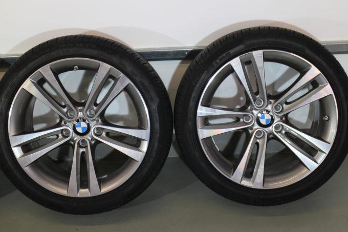 Premiumraeder BMW 3er F30 F31 4er F32 F33 F36 Sommerraeder Styling 397 18 Zoll RDCi PPWO 004