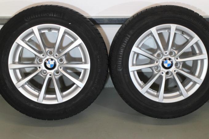 Premiumraeder BMW 3er F30 F31 4er F36 Winterraeder Styling 390 16 Zoll RDCi LKVY 003