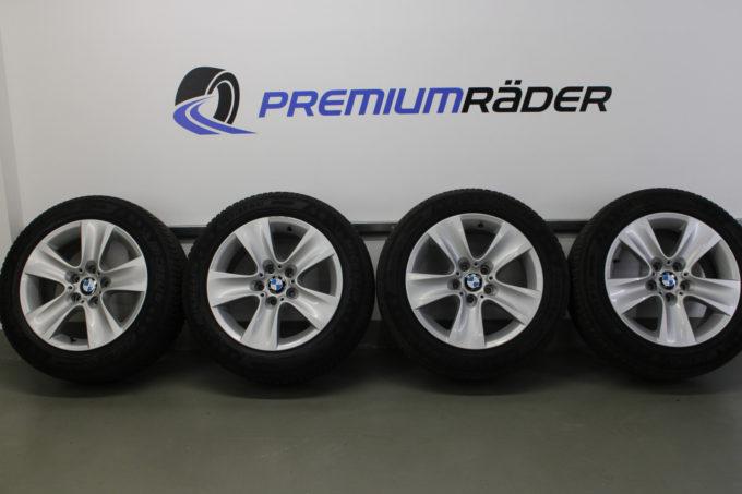Premiumraeder BMW 5er F10 F11 6er F06 F12 F13 Winterraeder Styling 327 17 Zoll UXMB 002