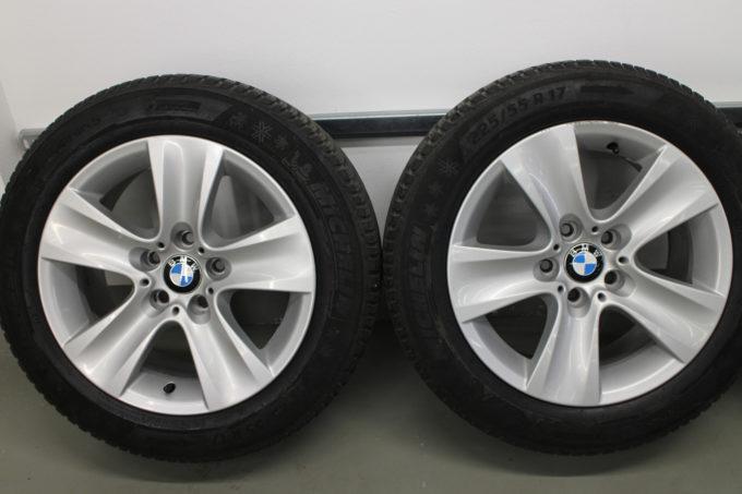 Premiumraeder BMW 5er F10 F11 6er F06 F12 F13 Winterraeder Styling 327 17 Zoll UXMB 003