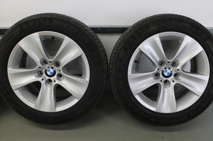 Premiumraeder BMW 5er F10 F11 6er F06 F12 F13 Winterraeder Styling 327 17 Zoll UXMB 005