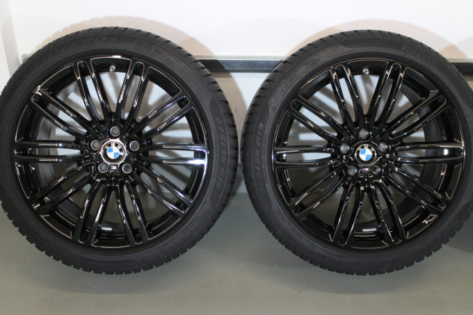 Premiumraeder BMW 5er G30 G31 Winterraeder Styling M664 19 Zoll RDCi UKSR 003