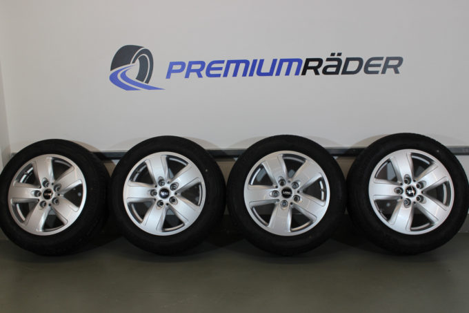 Premiumraeder MINI Clubman F54 Sommerraeder Styling 517 16 Zoll RDCi RIHW 002
