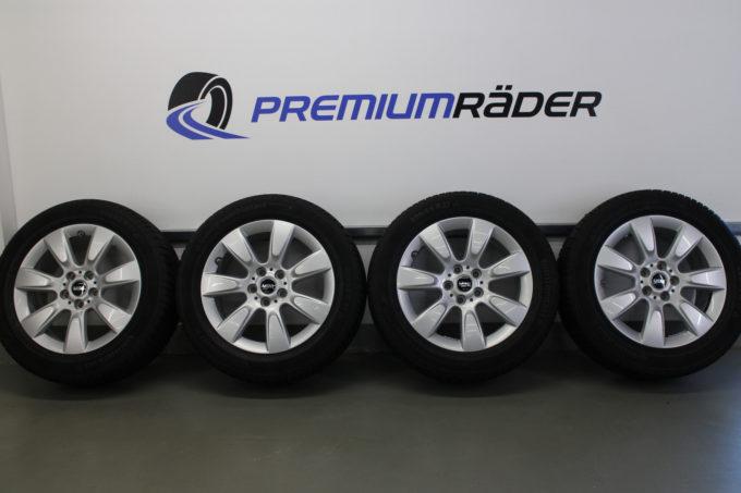 Premiumraeder MINI Countryman F60 Winterraeder Styling 530 17 Zoll RDCi ALPX 002