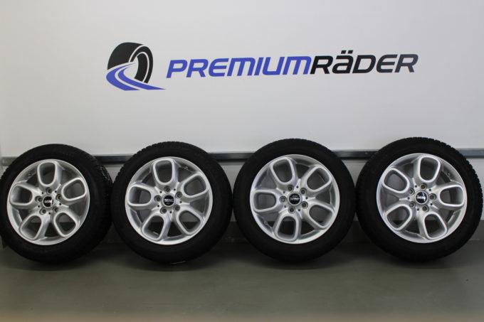 Premiumraeder MINI F55 F56 F57 Winterraeder Styling 494 16 Zoll RDCi HYJL 002