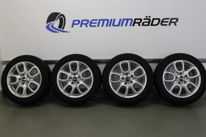 Premiumraeder MINI F55 F56 F57 Winterraeder Styling 494 16 Zoll RDCi LIXP 002