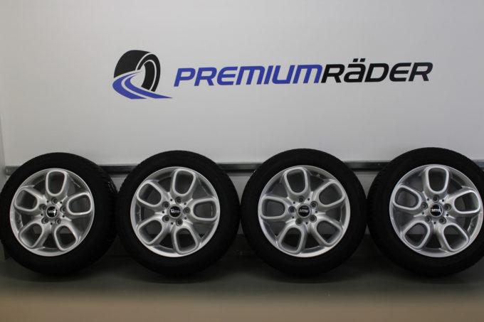 Premiumraeder MINI F55 F56 F57 Winterraeder Styling 494 16 Zoll RDCi PGTE 002
