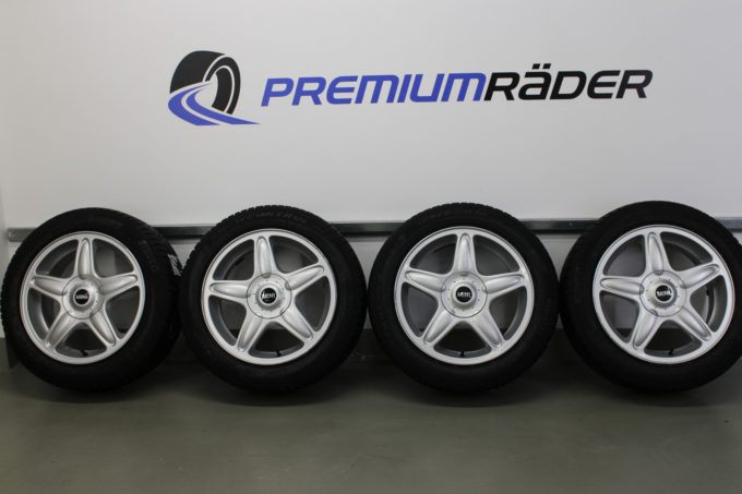 Premiumraeder MINI R50 R52 R53 R55 R56 R57 R58 R59 Winterraeder Styling R103 16 Zoll JJSW 002