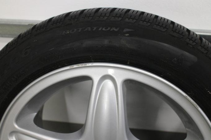 Premiumraeder MINI R50 R52 R53 R55 R56 R57 R58 R59 Winterraeder Styling R103 16 Zoll JJSW 004