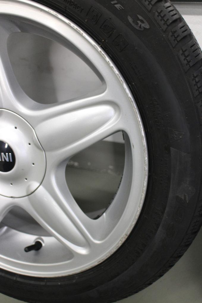 Premiumraeder MINI R50 R52 R53 R55 R56 R57 R58 R59 Winterraeder Styling R103 16 Zoll JJSW 005