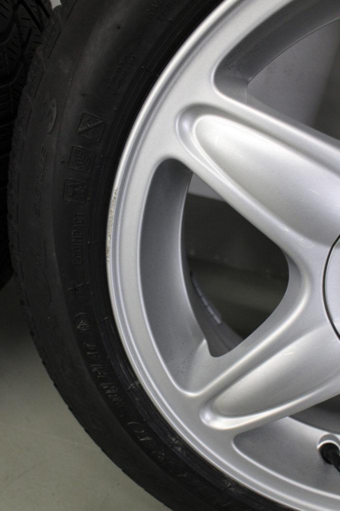 Premiumraeder MINI R50 R52 R53 R55 R56 R57 R58 R59 Winterraeder Styling R103 16 Zoll JJSW 007