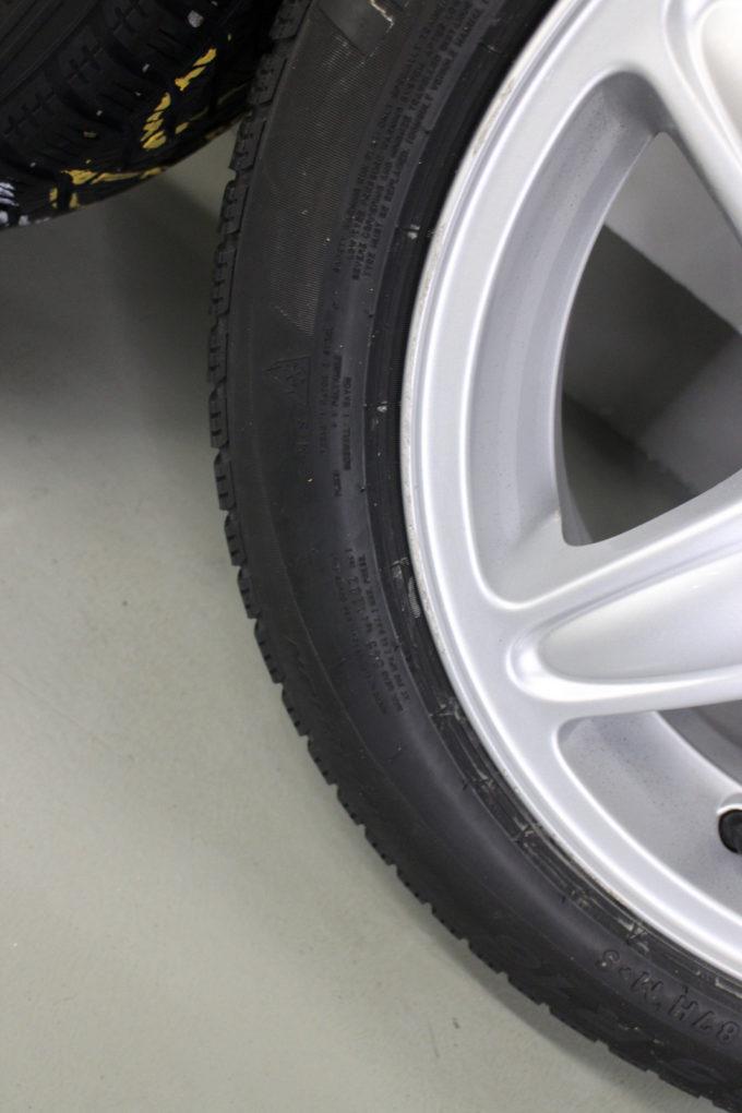 Premiumraeder MINI R50 R52 R53 R55 R56 R57 R58 R59 Winterraeder Styling R103 16 Zoll JJSW 008