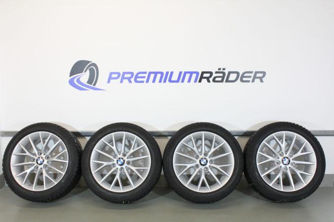 Premiumraeder BMW 1er F20 F21 2er F22 F23 Winterraeder Styling 380 17 Zoll RDCi PXOS 002