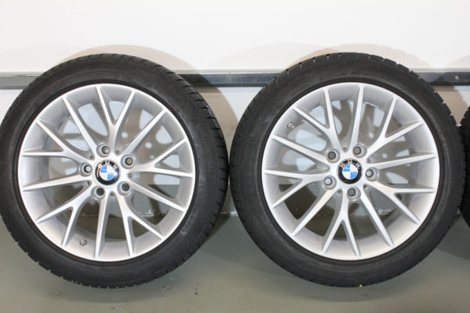 Premiumraeder BMW 1er F20 F21 2er F22 F23 Winterraeder Styling 380 17 Zoll RDCi PXOS 003