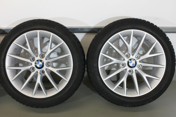 Premiumraeder BMW 1er F20 F21 2er F22 F23 Winterraeder Styling 380 17 Zoll RDCi PXOS 004