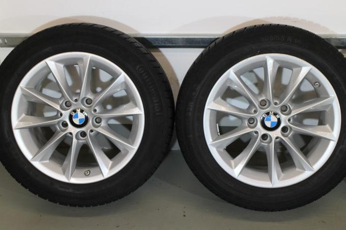 Premiumraeder BMW 1er F20 F21 2er F22 F23 Winterraeder Styling 411 16 Zoll RDCi EFSI 003 scaled