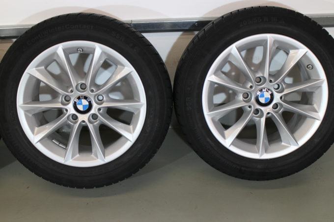 Premiumraeder BMW 1er F20 F21 2er F22 F23 Winterraeder Styling 411 16 Zoll RDCi EFSI 006 scaled