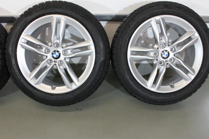 Premiumraeder BMW 2er F45 F46 Winterraeder Styling M483 17 Zoll RDCi MUHU 006