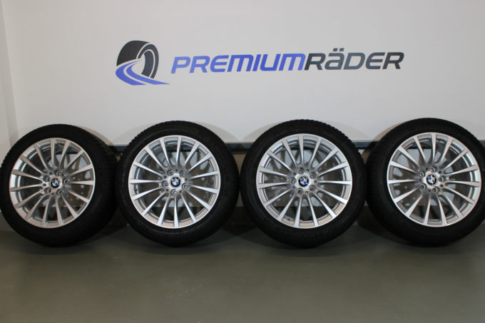 Premiumraeder BMW 5er G30 G31 Winterraeder Styling 619 18 Zoll RDCi RHNF 002