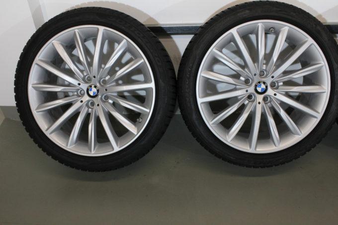 Premiumraeder BMW 5er G30 G31 Winterraeder Styling 633 19 Zoll RDCi UBRN 003