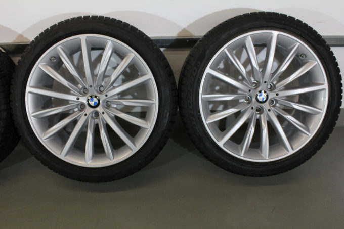 Premiumraeder BMW 5er G30 G31 Winterraeder Styling 633 19 Zoll RDCi UBRN 004