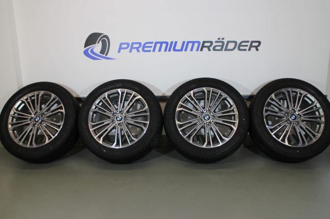 Premiumraeder BMW X3 G01 X4 G02 Sommerraeder Styling 696 19 Zoll RDCi DHFT 002