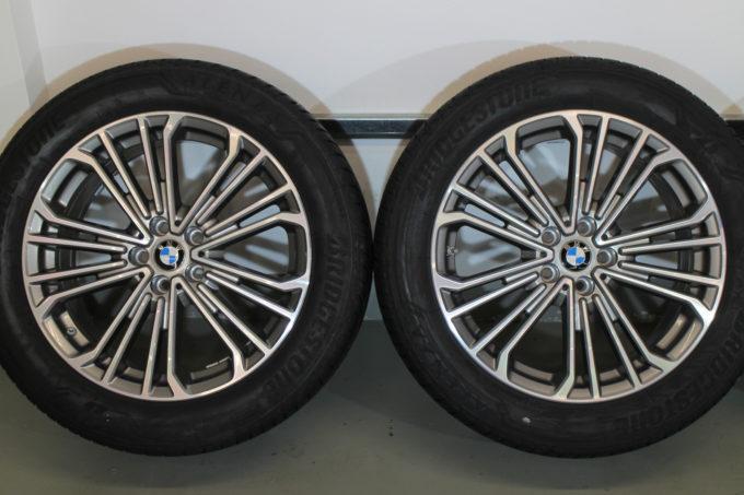 Premiumraeder BMW X3 G01 X4 G02 Sommerraeder Styling 696 19 Zoll RDCi DHFT 003