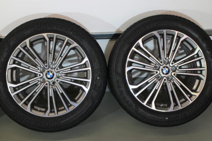 Premiumraeder BMW X3 G01 X4 G02 Sommerraeder Styling 696 19 Zoll RDCi DHFT 004