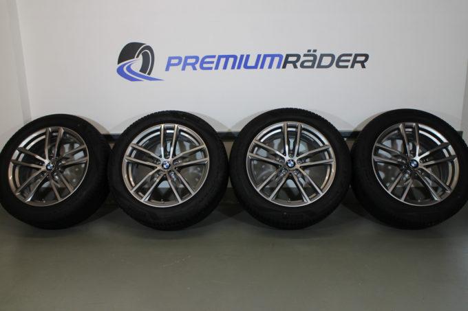 Premiumraeder BMW X3 G01 X4 G02 Sommerraeder Styling M698 19 Zoll RDCi GBME 002