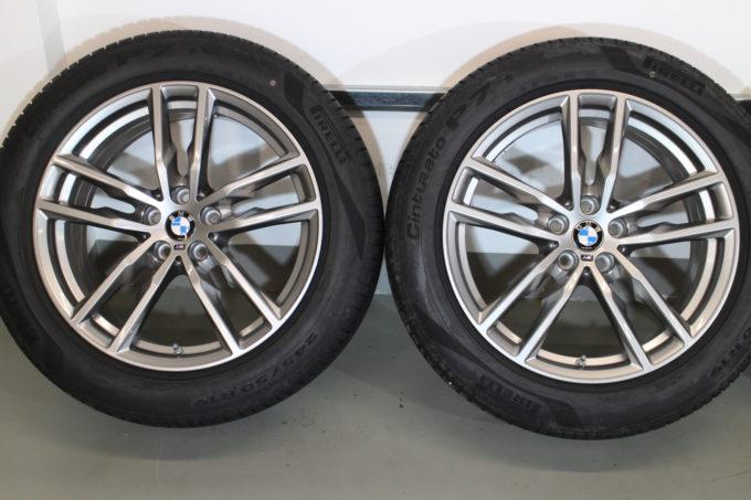 Premiumraeder BMW X3 G01 X4 G02 Sommerraeder Styling M698 19 Zoll RDCi GBME 003