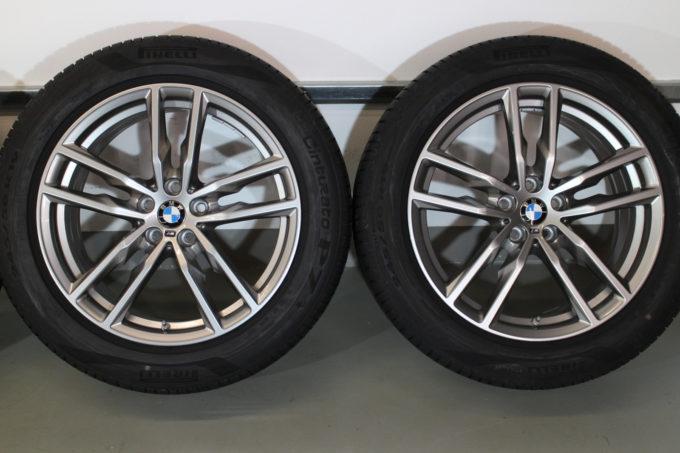 Premiumraeder BMW X3 G01 X4 G02 Sommerraeder Styling M698 19 Zoll RDCi GBME 004