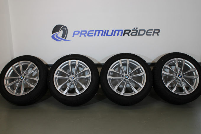 Premiumraeder BMW X3 G01 X4 G02 Winterraeder Styling 691 19 Zoll RDCi BPQF 002