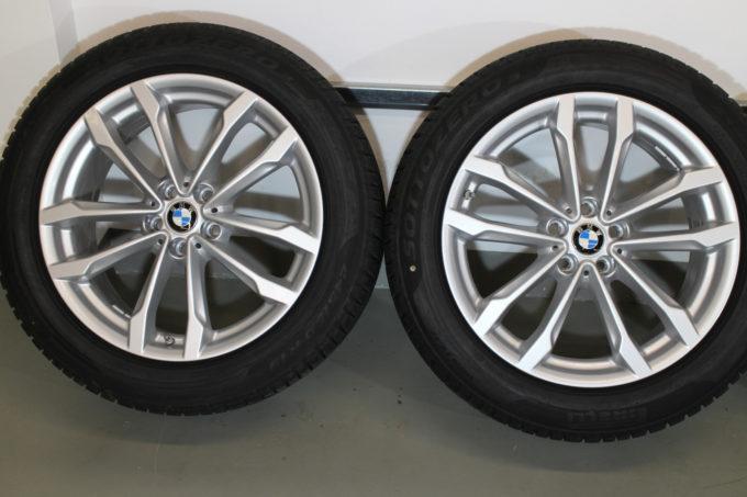 Premiumraeder BMW X3 G01 X4 G02 Winterraeder Styling 691 19 Zoll RDCi BPQF 003