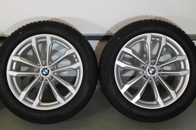 Premiumraeder BMW X3 G01 X4 G02 Winterraeder Styling 691 19 Zoll RDCi BPQF 004